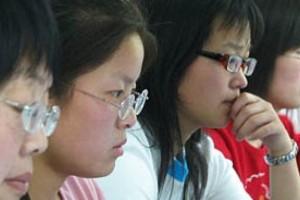 Krátkozrakost u dětí
