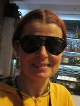 Děrované brýle Classic Black
